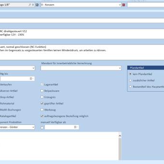 Multimedialer Artikelstamm ersetzt PIM System